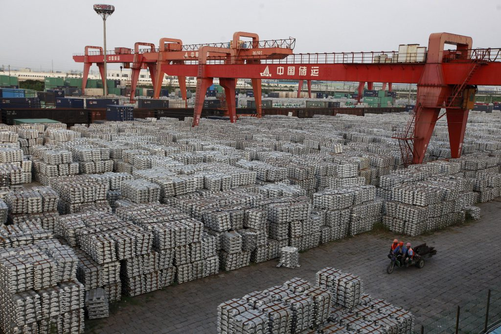 Zinc 2020 price forecast revised down over supply deficit