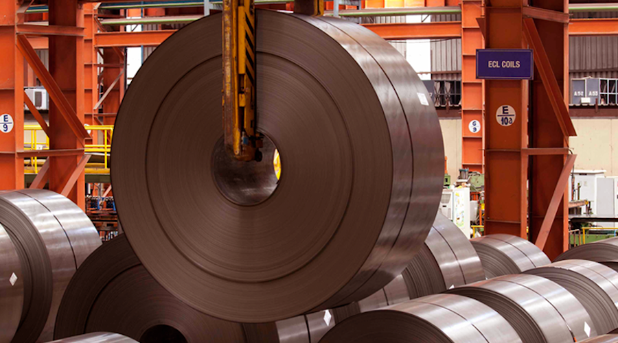 Indian steel demand expected to drop 7.7% in 2020 -industry body