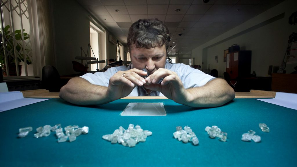 Strong demand for diamonds, rough and smooth, boosts Alrosa sales