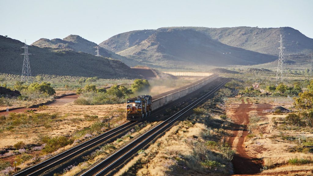 Russell: Iron ore miners are awash with cash, but see different futures