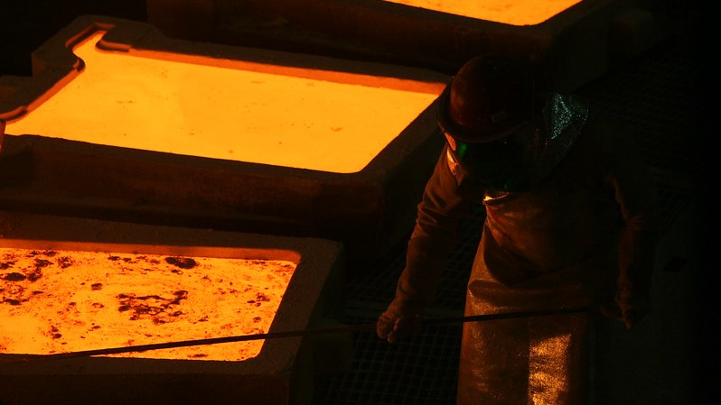 Copper price rally reaches new high