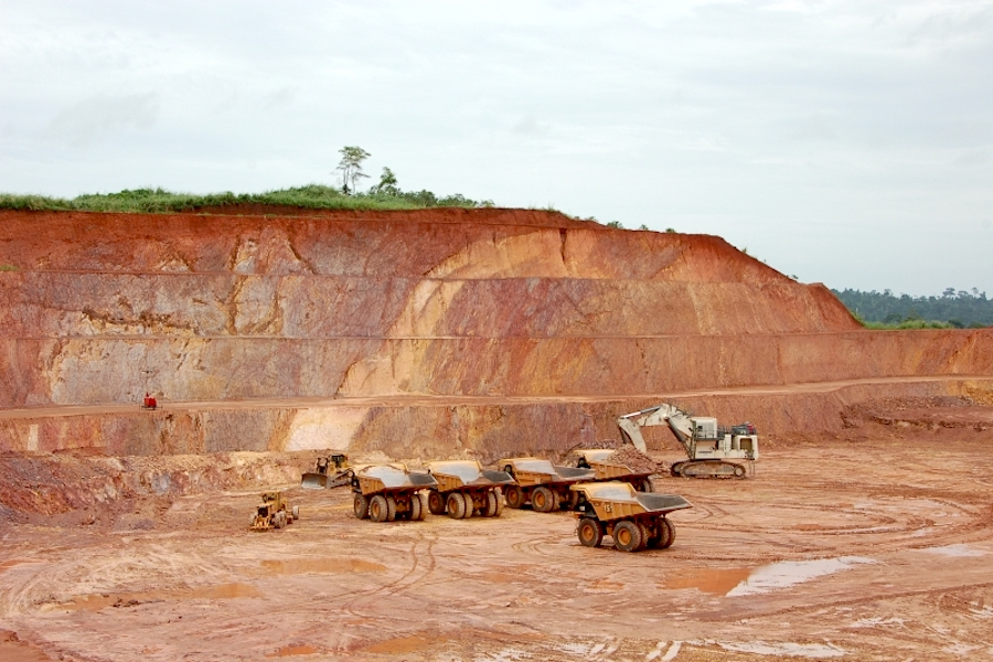 Endeavour becomes West Africa's top gold miner