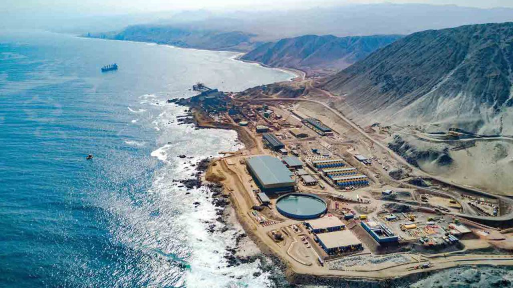 Chile environmental court looks into Escondida alleged breaches