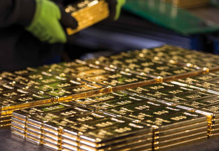 Only 10 countries control 50% of global gold reserves