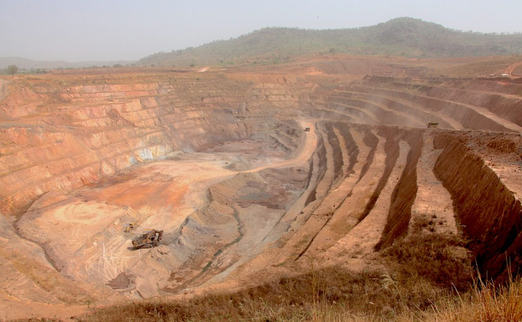 Nordgold to power up gold mine in Guinea