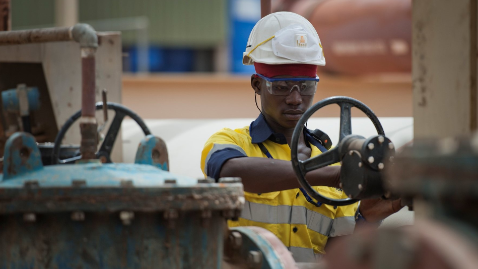 South African Mines Have Vaccinated About 45% of Their Workforce