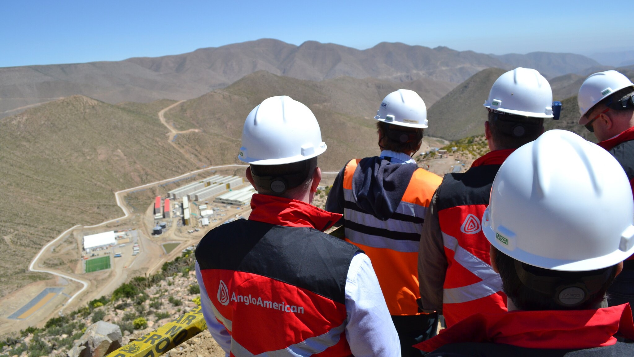 Peru miners aiming for full-strength workforce by year-end