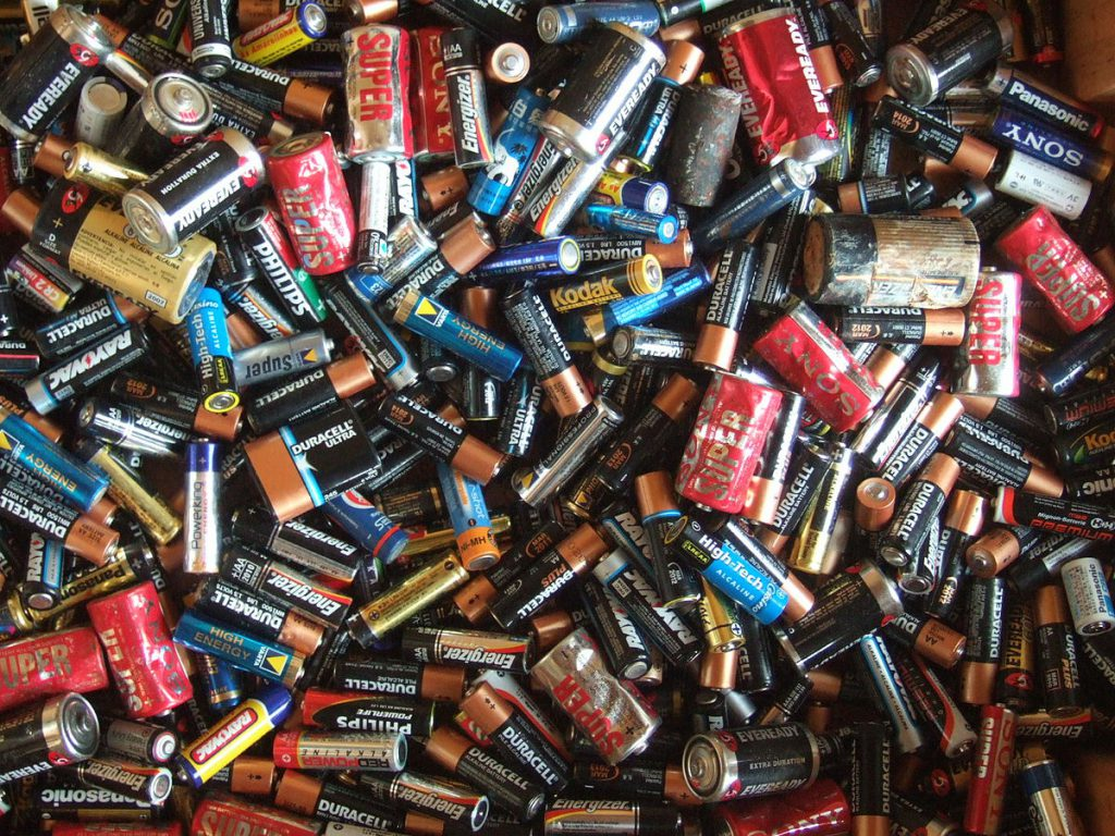 Recycled battery metals being tested for use as crop fertilizer