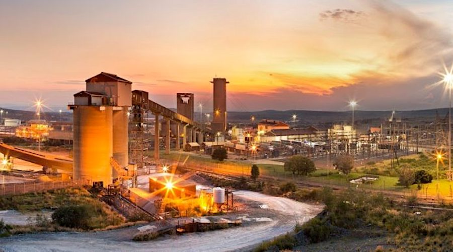 Harmony begins share sale to fund AngloGold deal