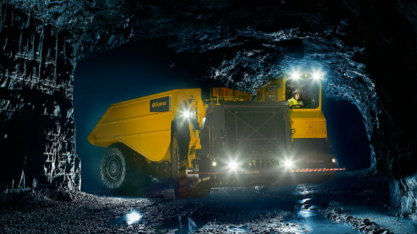 Epiroc wins equipment and service order from Codelco