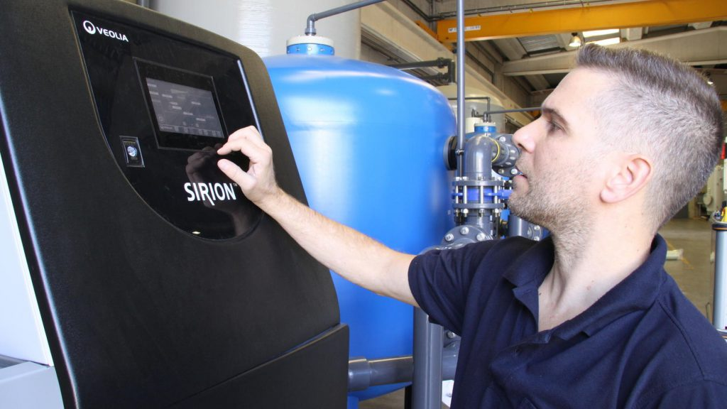 Veolia launches Sirion Pro reverse osmosis system