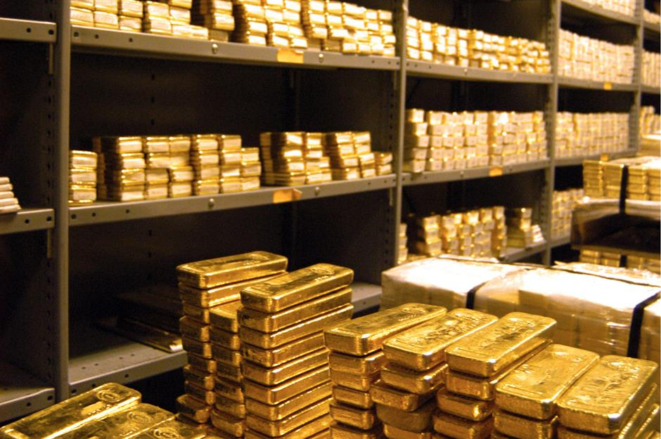 Hungary triples gold reserves as central banks turn buyers again