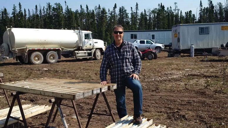 Rockcliff hits near-surface copper and zinc at Freebeth in Manitoba