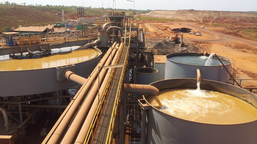 Sierra Leone mining revenue sinks as pandemic hits production and prices