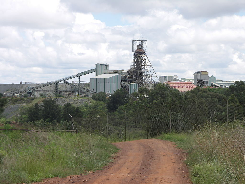 South Africa mining output drops most in 39 years