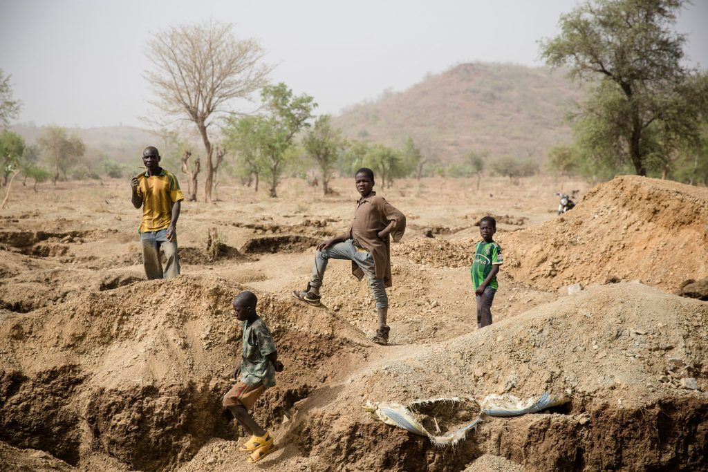 World agencies step in as pandemic poverty hits artisanal miners