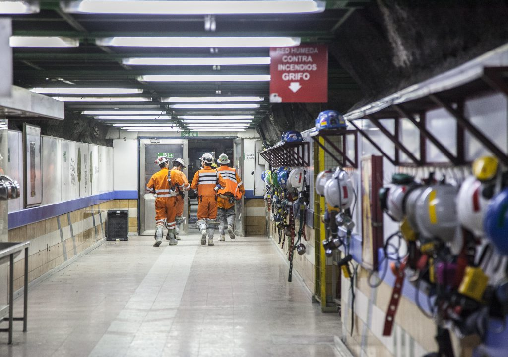 Codelco reaches new agreement with union workers