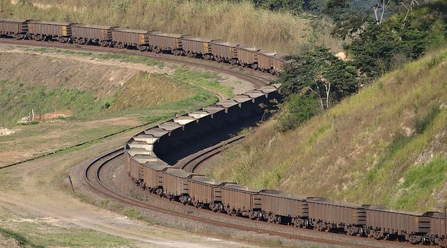 Iron ore price up after mine closures in Brazil and China