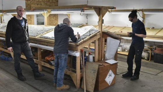 Genesis drills 19.7 metres of 1.36 g/t gold at Chevrier in Quebec
