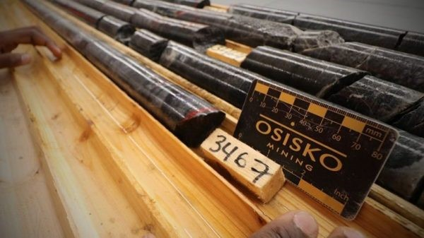 Osisko Mining's Windfall project goes from strength to strength