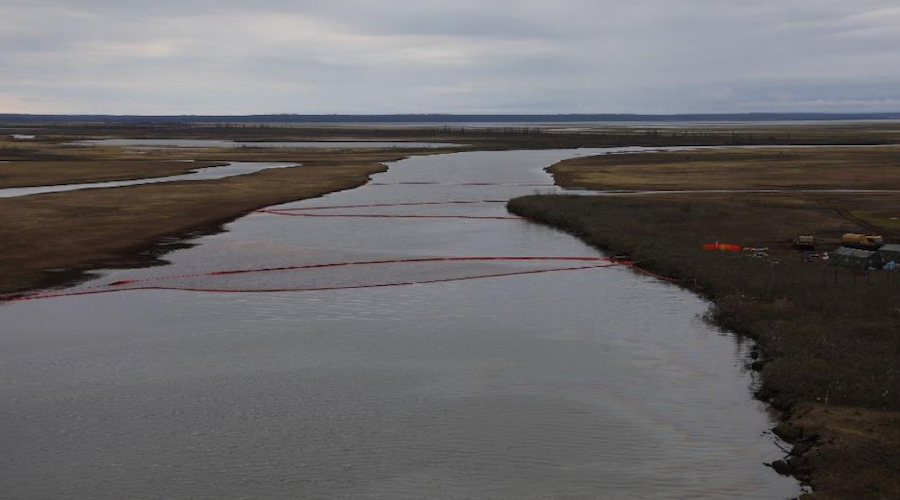 Fuel spill in Siberia to cost Nornickel over $150 million