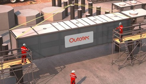 Outotec to deliver copper solvent extraction technology to the DRC