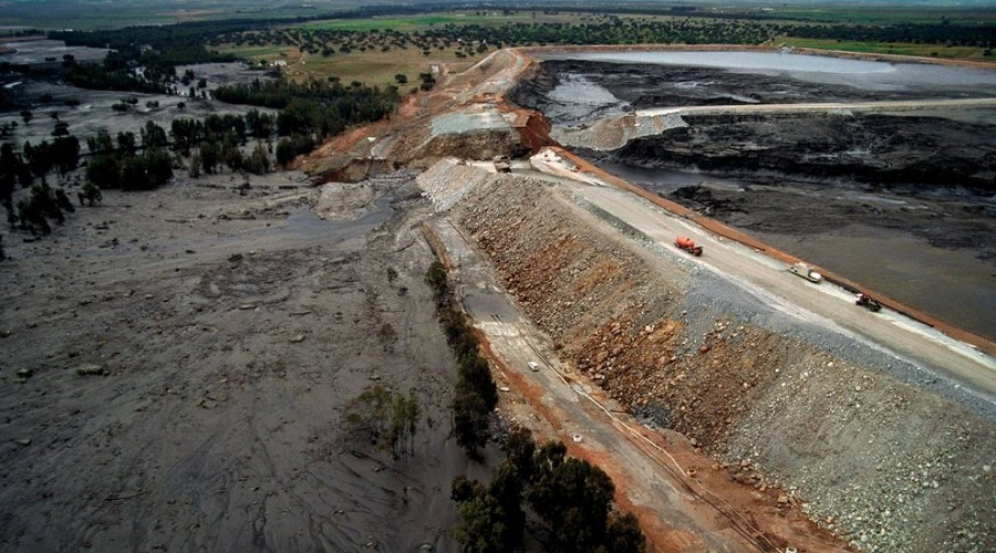 Two decades after Los Frailes tailings accident, Guadiamar river shows signs of recovery
