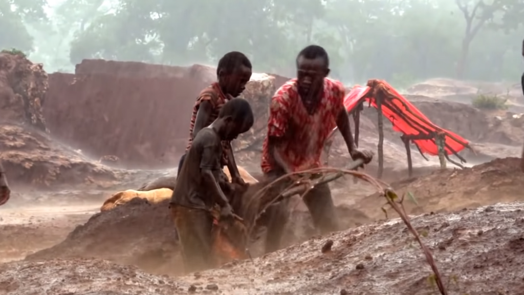 Congo officials vow to tackle child labour at mines