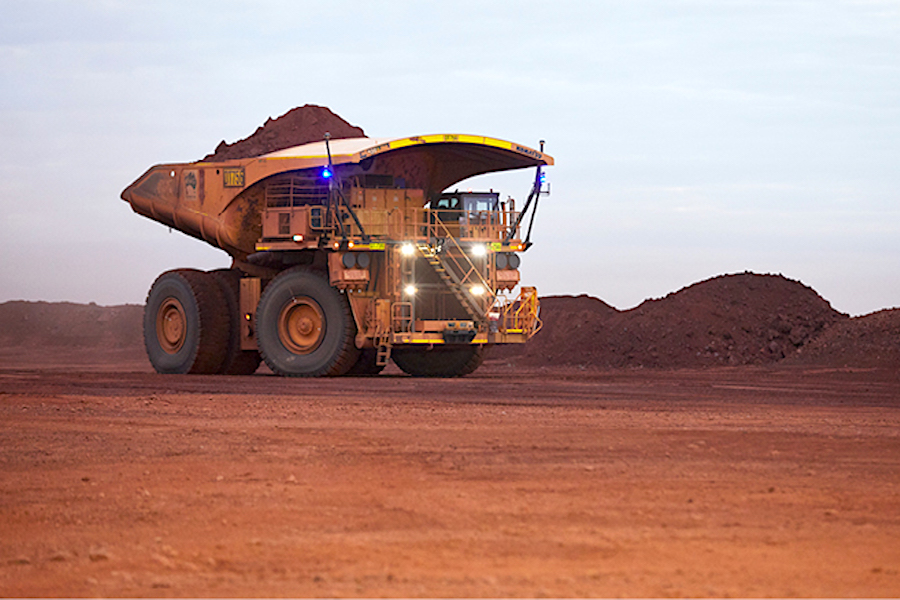 Fortescue Metals hits automation milestone