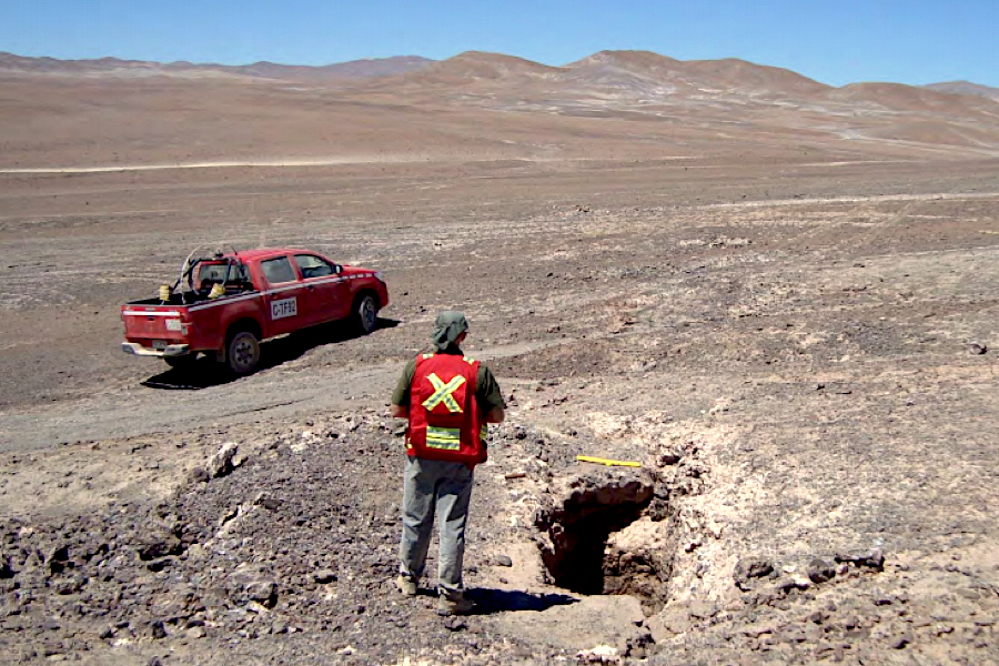 SQM, Teck leave Revelo's copper projects in Chile