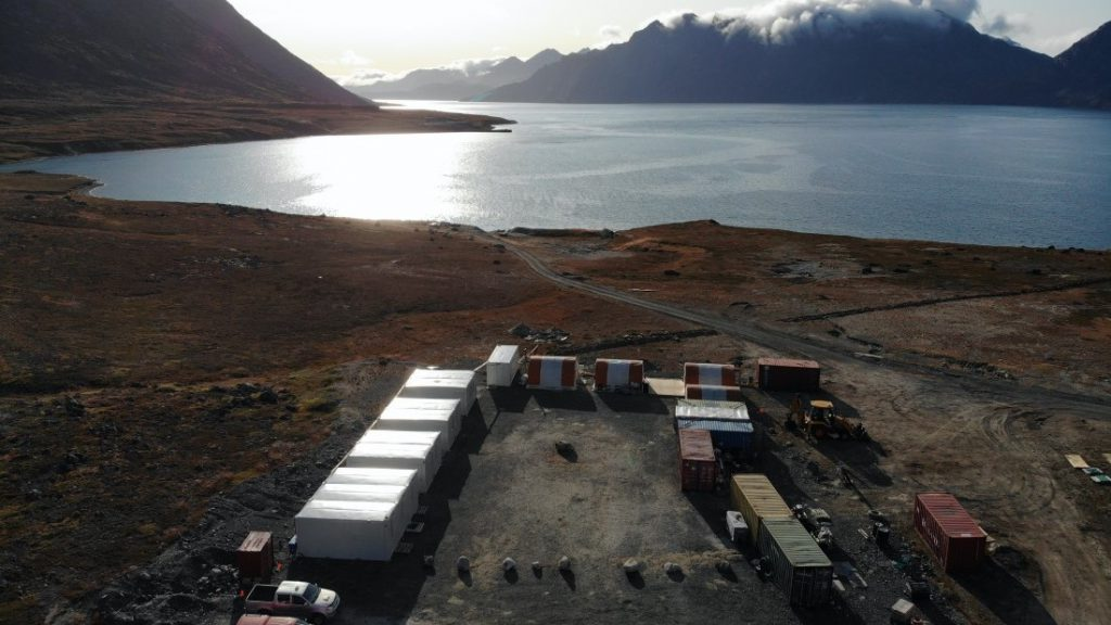 Greenland gold miner AEX Gold eyes London listing