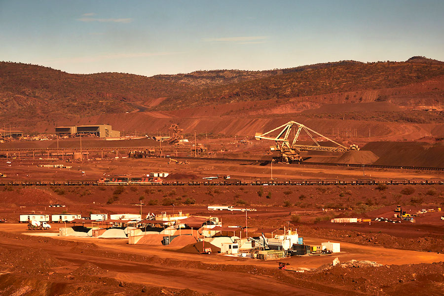 South Flank is 84% complete, BHP says