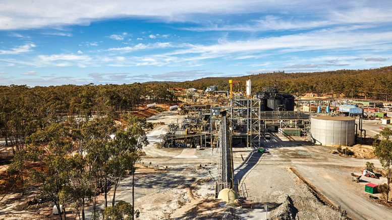 Triple Flag closes US$550 million gold and silver stream on Northparkes mine