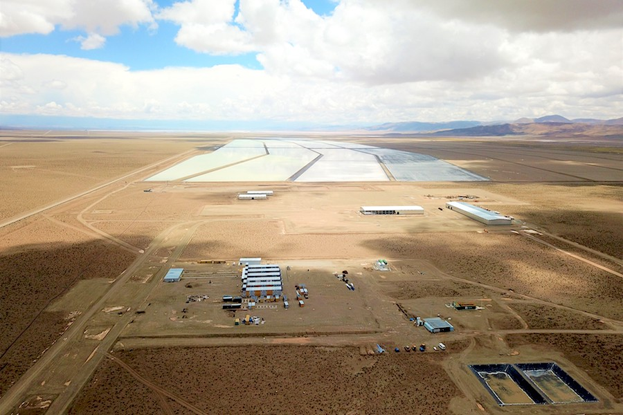 Lithium miners in Argentina join forces to boost sector