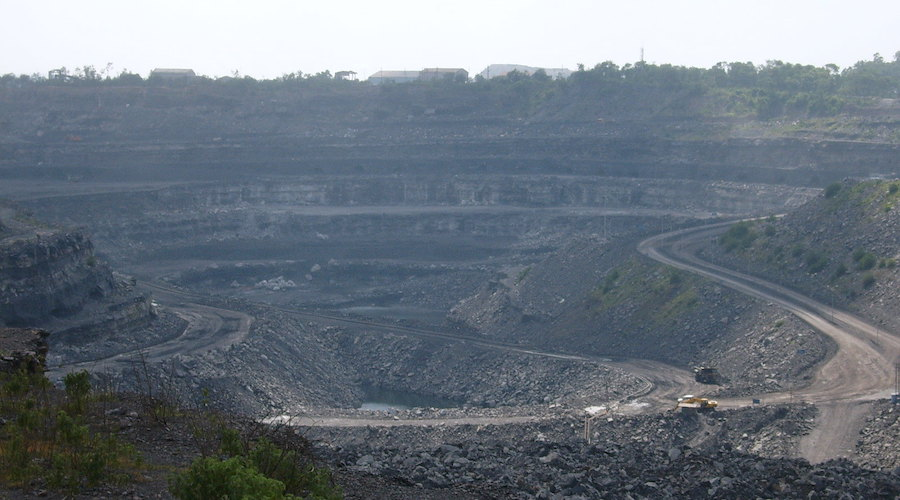 India's Coal Minister says mine auction yielding positive results