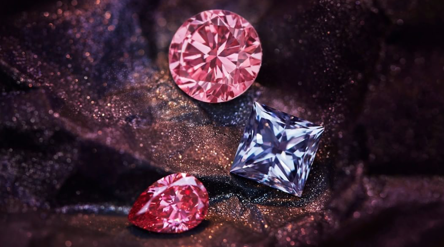 Kunming Diamonds becomes one of Rio's authorized partners for Argyle pink diamonds