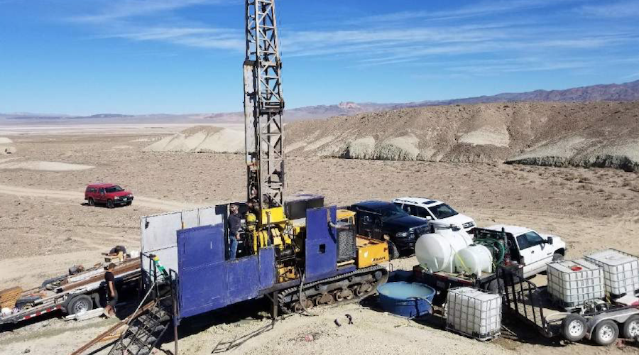 Noram Ventures to drill at Zeus lithium project in Nevada