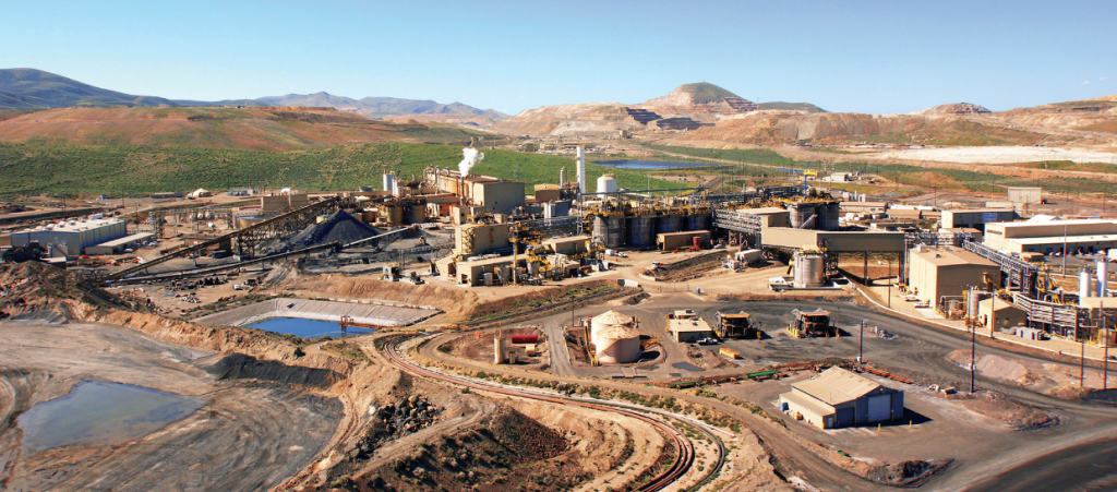Nevada Gold Mines Exceeds Expectations Says Barrick Mining Com