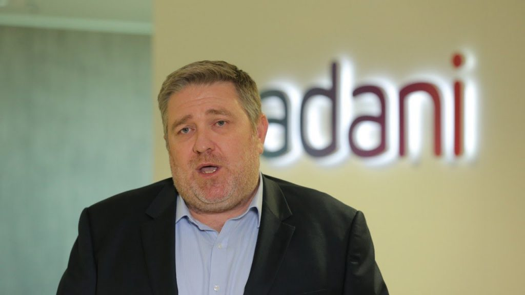 Adani Australia chief to step down as coal prices tank