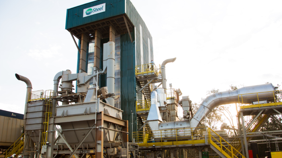 Vale launches pilot plant for dry magnetic separation