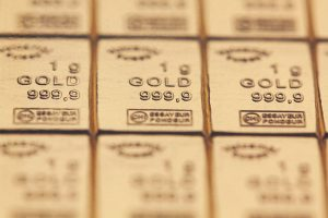 Gold price rally helped by 'fundamental' shift in asset allocation