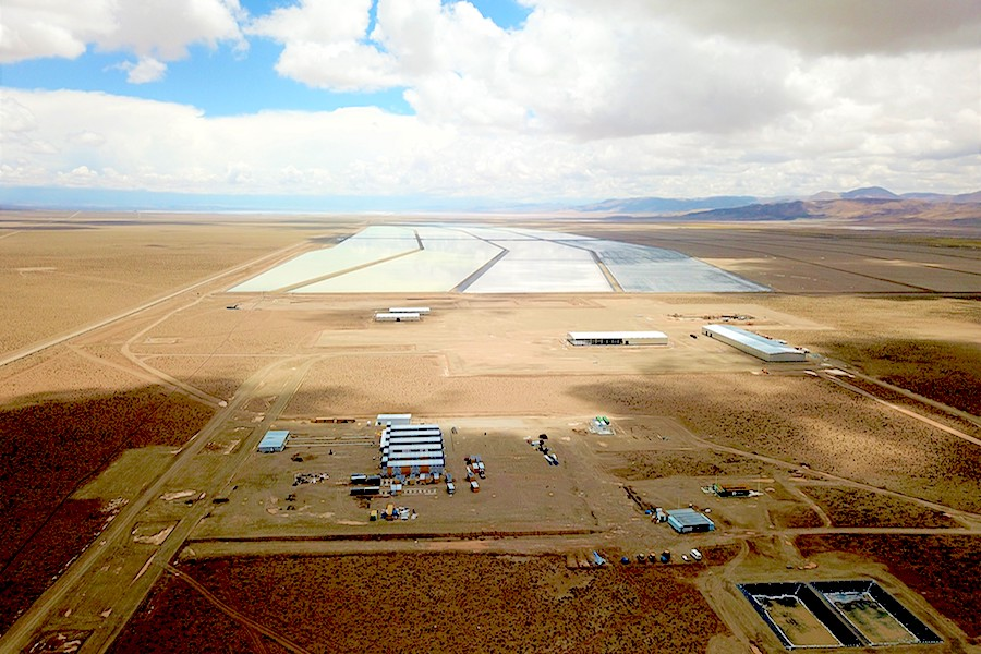 Lithium Americas to restart Argentina project