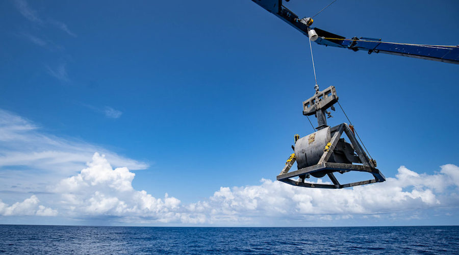 DeepGreen Metals partners with academia to assess environmental viability of extracting battery metals from seafloor