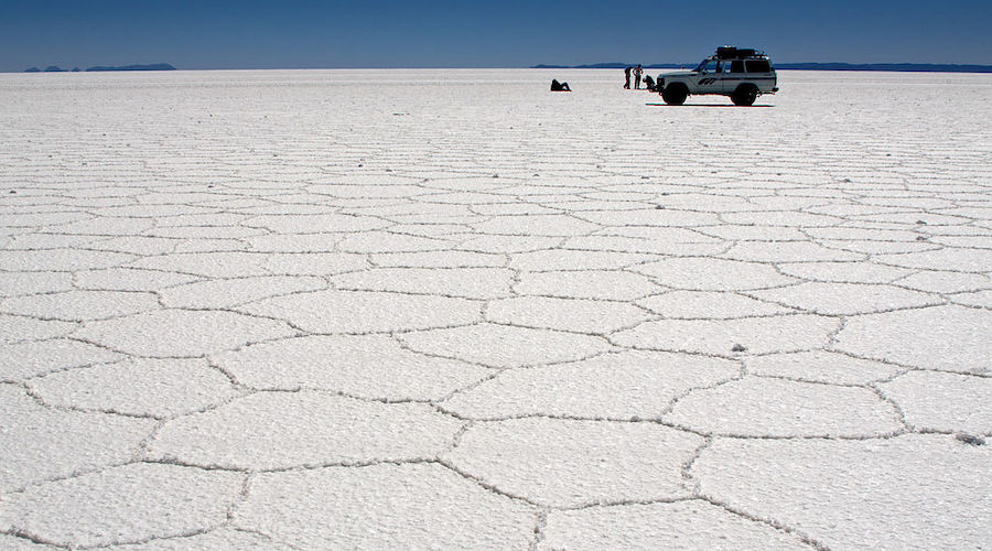 "Lithium in Bolivia: ""always a possibility never a reality"" - interview"