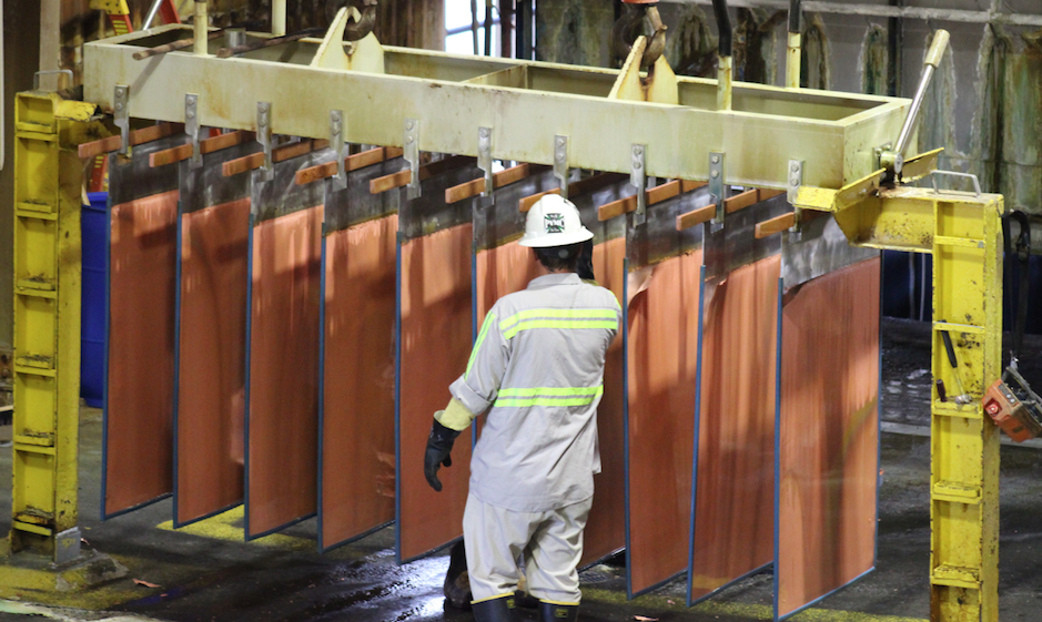 Capstone Mining achieves record cash flow in Q1, becomes debt-free