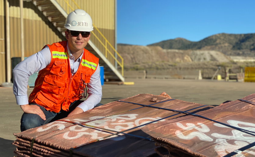 Mike Outwin Jetti Resources