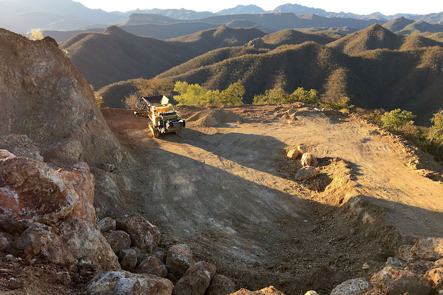 Minera Alamos buys third project in Mexico