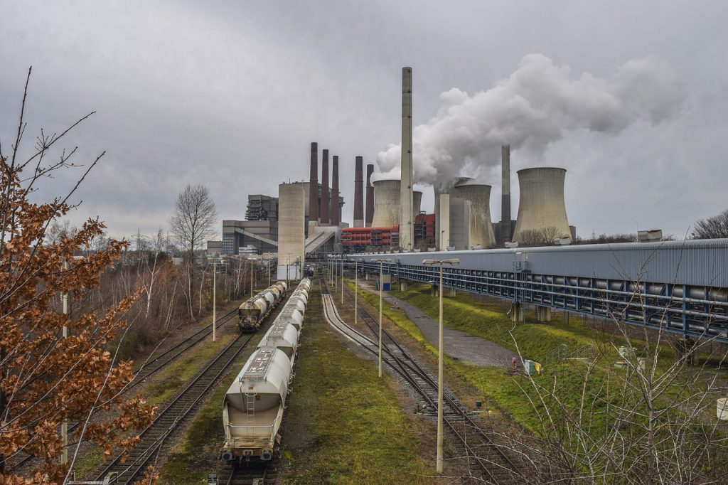 Global coal power falls for first time even as China builds more