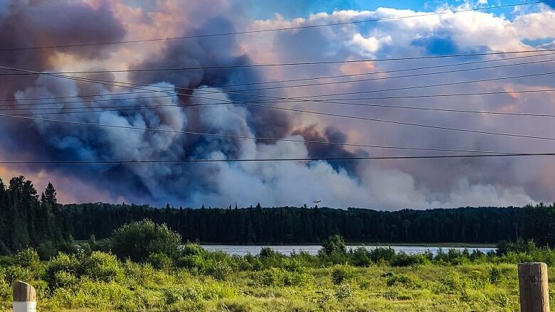 Pure Gold suspends operations at Red Lake due to forest fire