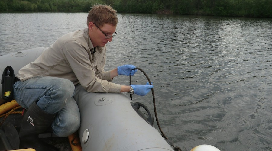 Colloids may be key to effective reclamation efforts at inactive mine sites